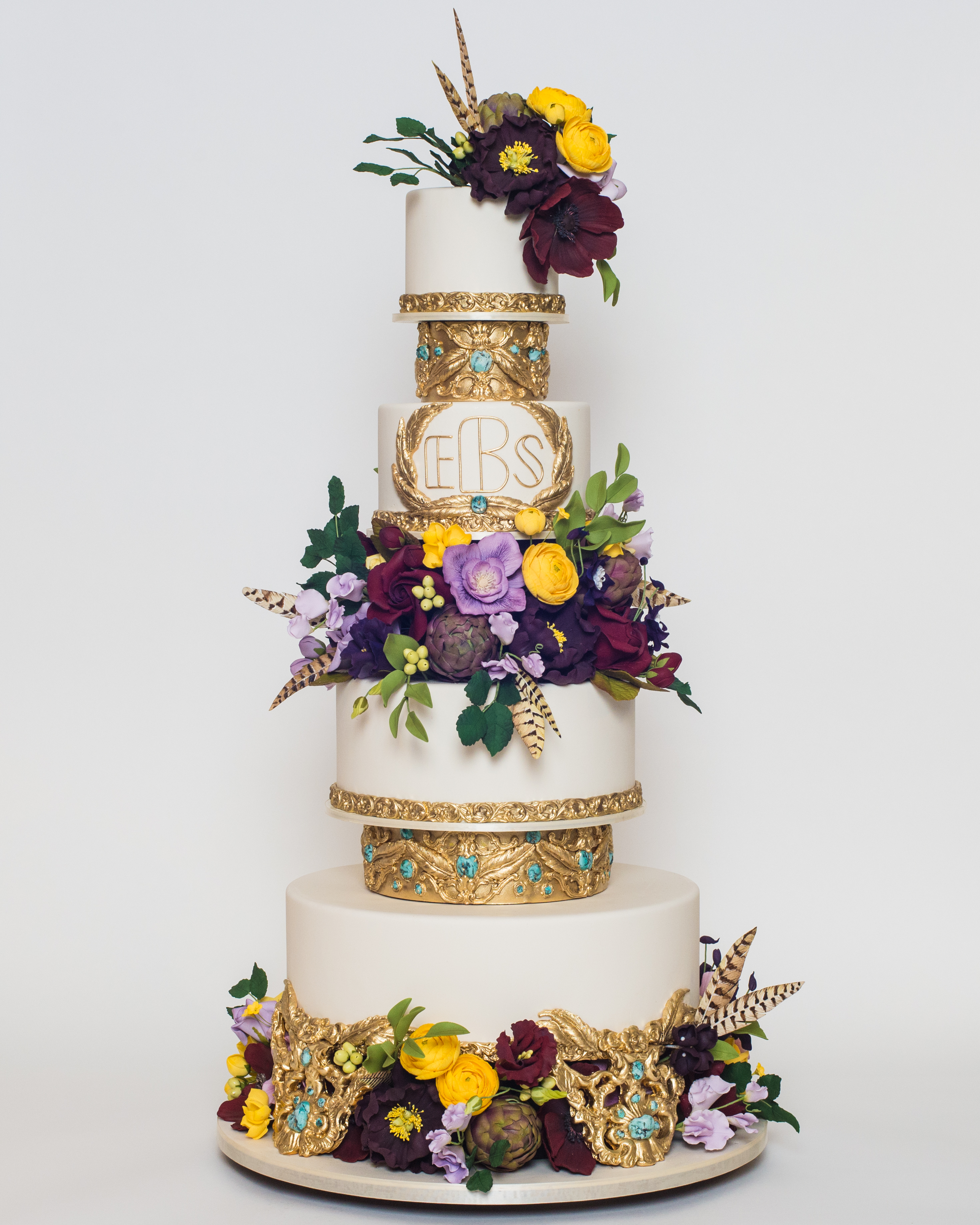 Ron Ben-Israel: Answering the Call of Creativity with Couture Cakes ...