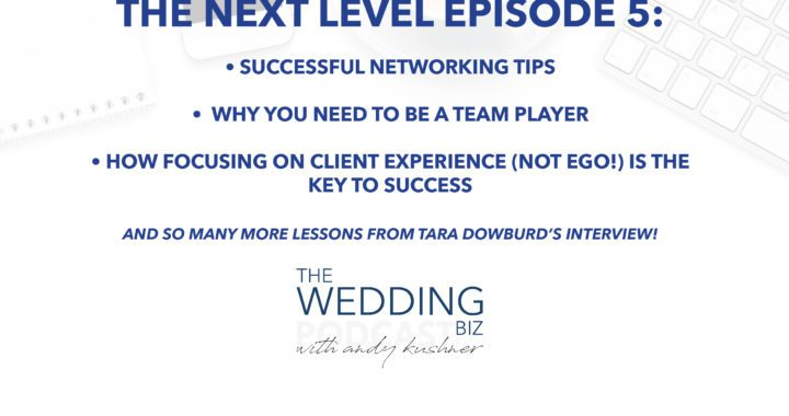 """Episode 62 THE NEXT LEVEL: Tara Dowburd, Makeup Therapy: """"Achieving Success in the Client Experience"""""""