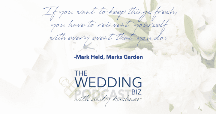 Episode 69 THE NEXT LEVEL: Mark Held: A Lifetime Of Floral Innovation