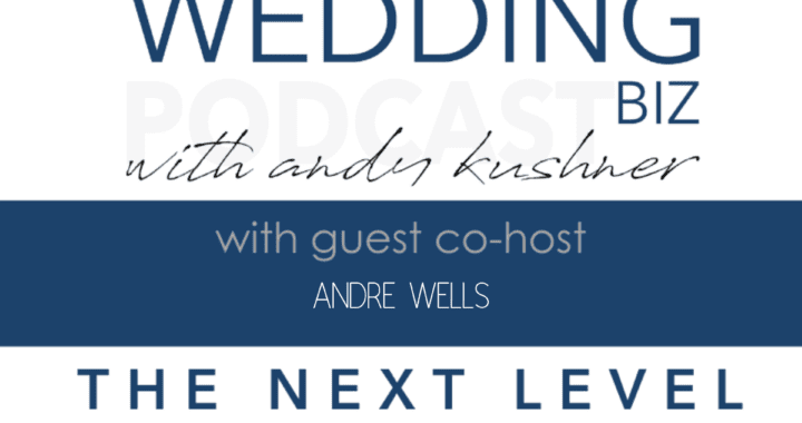 Episode 163 THE NEXT LEVEL: ANDRE WELLS Discusses MARK INGRAM: Bridal Gowns As Works Of Art