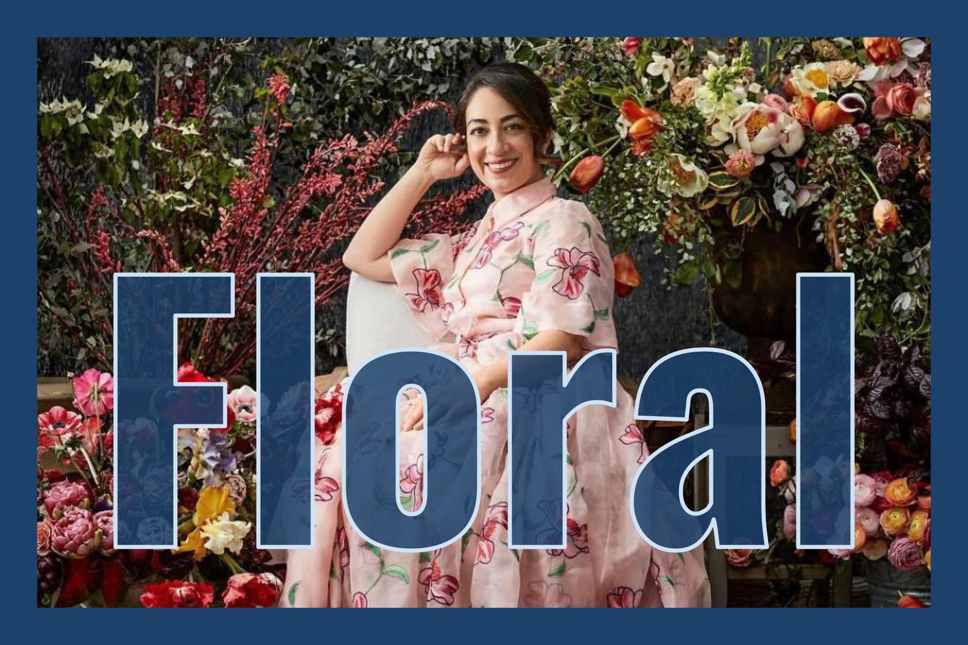 1Party Slate TWB Profile Meme - Floral