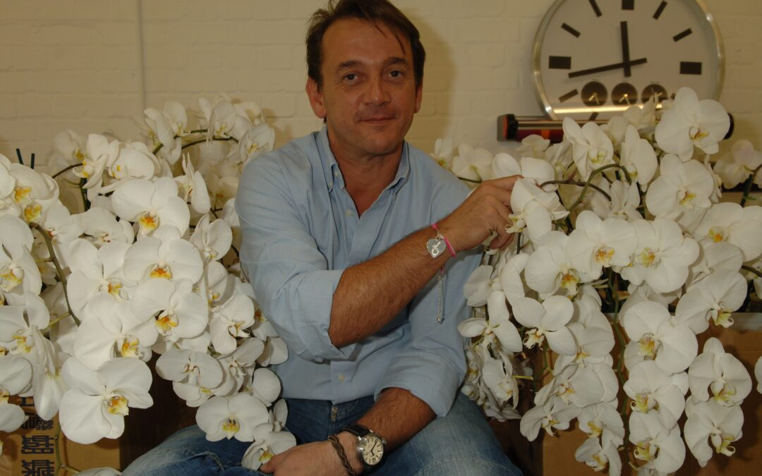 Episode 304 ROB VAN HELDEN – Perfect Simplicity and Floral Design for Royalty