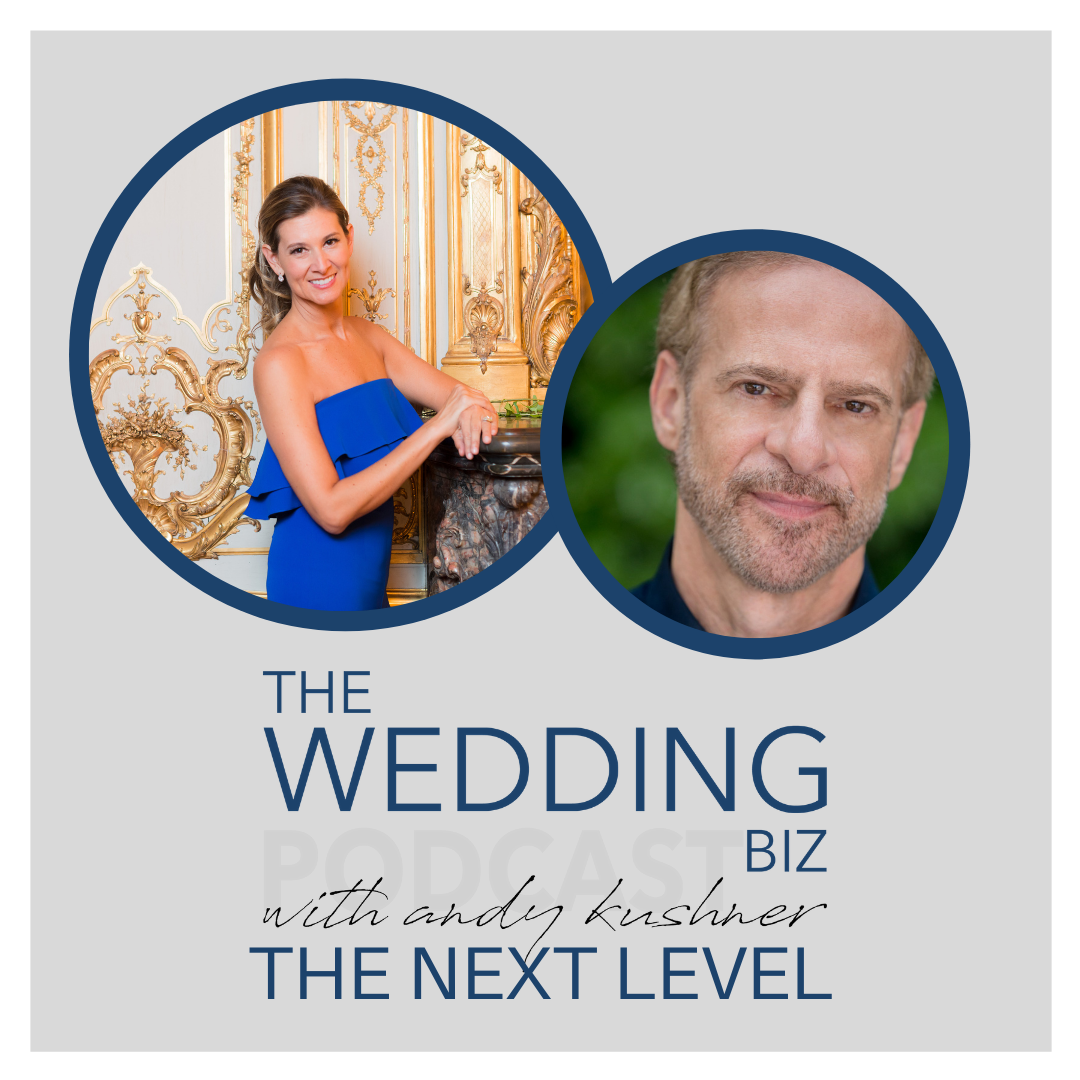 Episode 305 THE NEXT LEVEL: ALEJANDRA POUPEL discusses ROB VAN HELDEN, Perfect Simplicity and Floral Design for Royalty