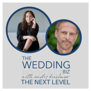 Episode 317 THE NEXT LEVEL: CARRIE GOLDBERG discusses ALEX FITZGIBBONS, Orchestrating The Life And Soul Of A Wedding
