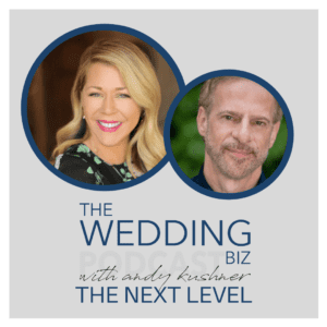 Episode 311 THE NEXT LEVEL: JENNIFER STEIN discusses MORGAN CHILDS, Micro-Weddings Are Here To Stay