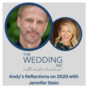 Episode 320 Andy's Reflections on 2020 with Jennifer Stein