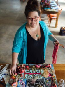 Episode 364 KRISTY RICE – Soul-Filled Event Stationery and the Joy of Fine Art